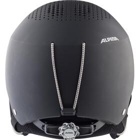 Alpina Zupo Ski Helmet Kids, black matt